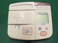 簡易血糖値測定器